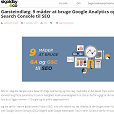 Google Analytics Google Search Console til SEO