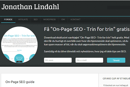 Formular - On-Page SEO
